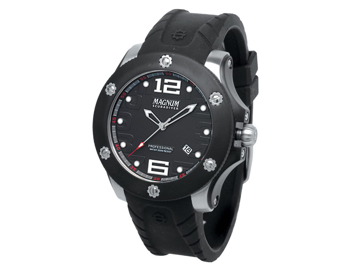 Relógio de Pulso SCUBA MA30865T - Magnum