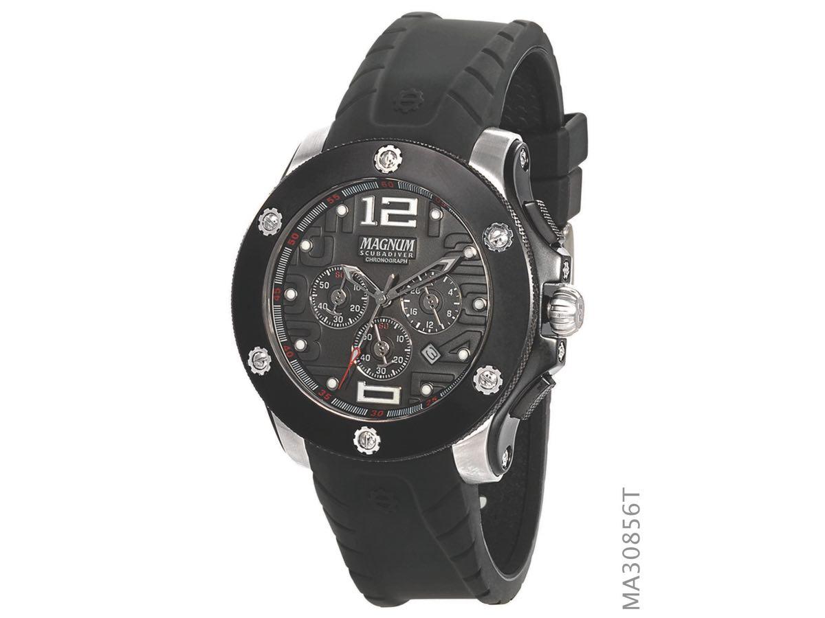 Relógio de Pulso SCUBA MA30856T - Magnum