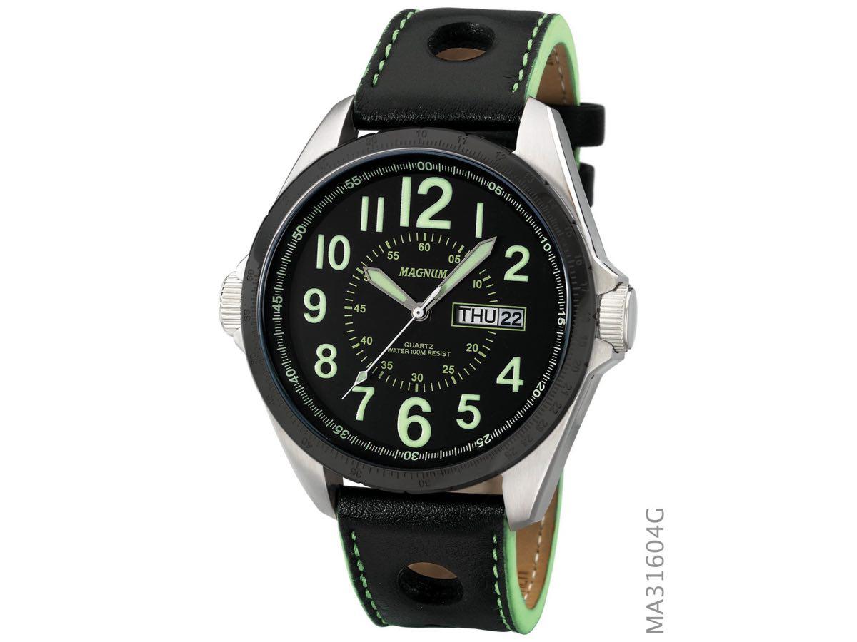 Relógio de Pulso MILITARY MA31604G - Magnum