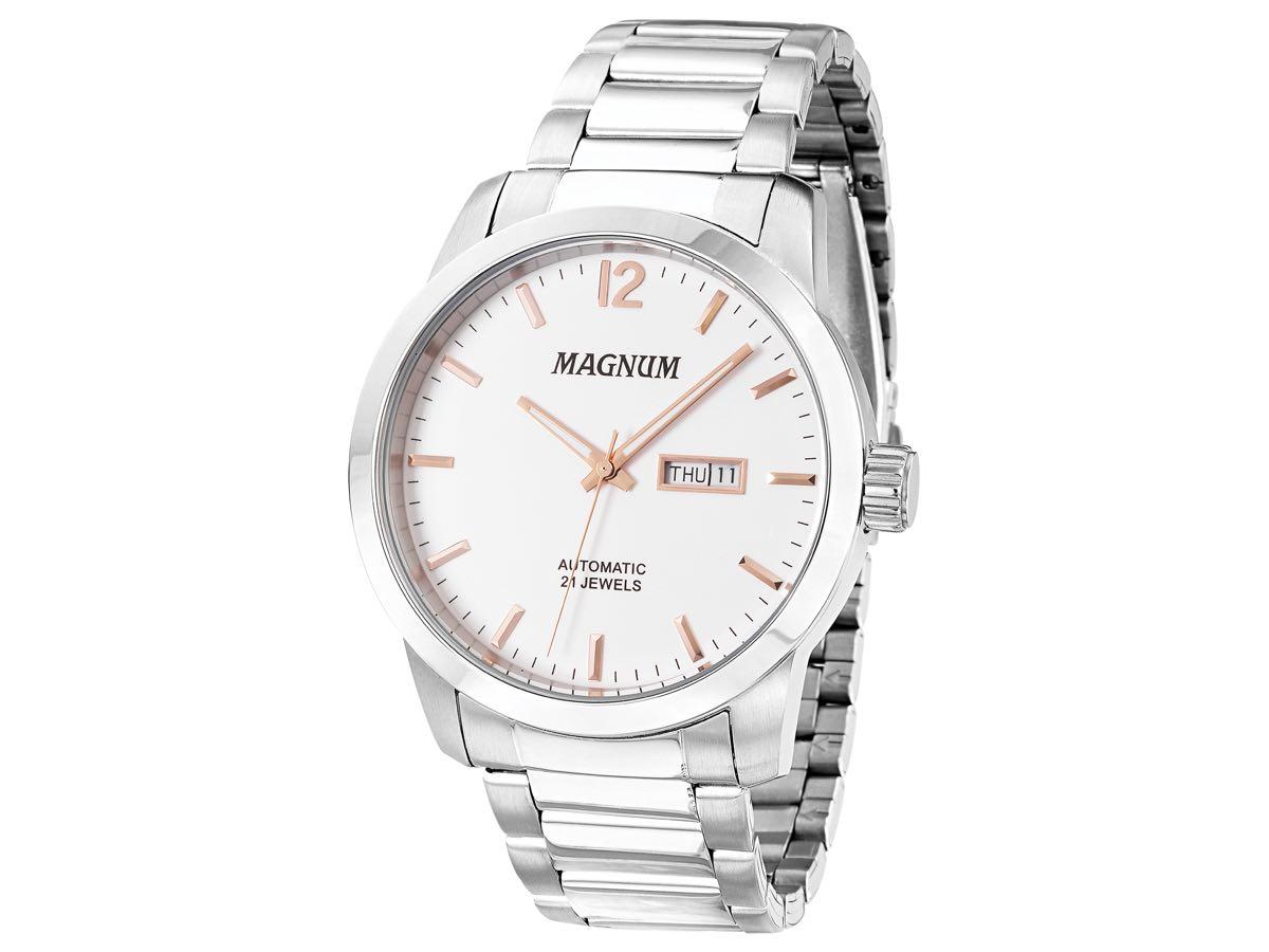 Relógio de Pulso AUTOMÁTICO MA33835Q - Magnum