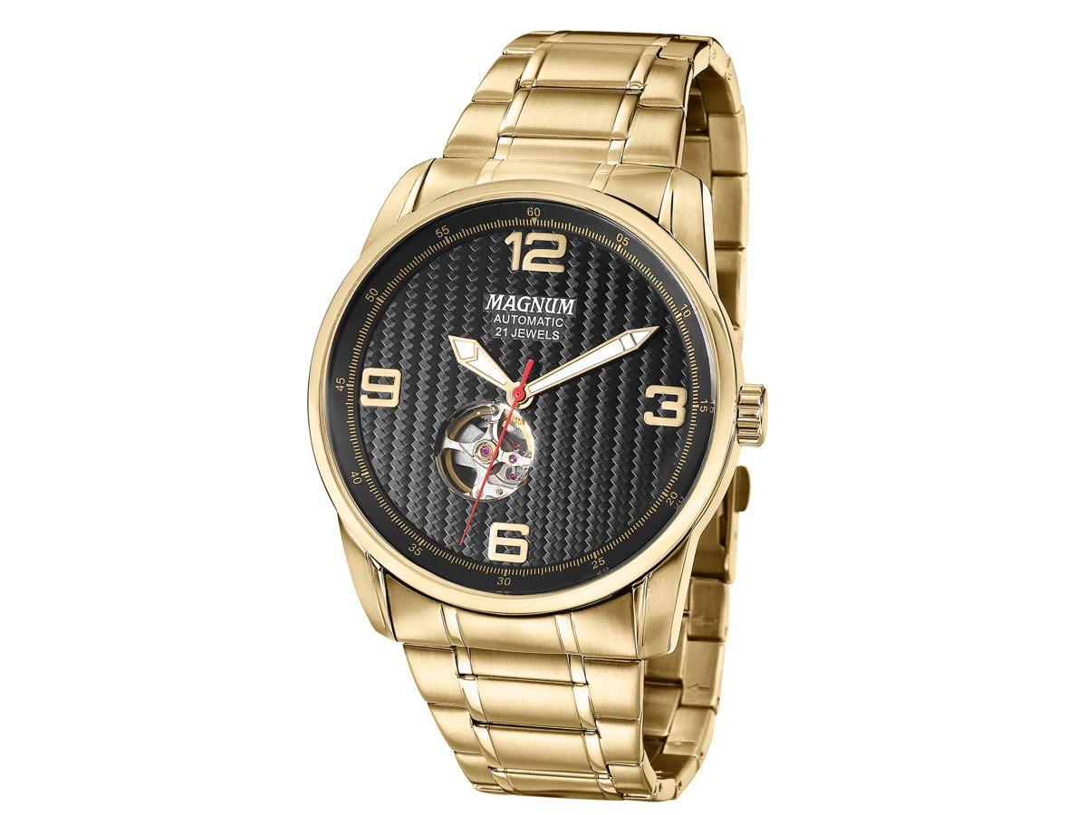 Relógio de Pulso AUTOMÁTICO MA33899U - Magnum
