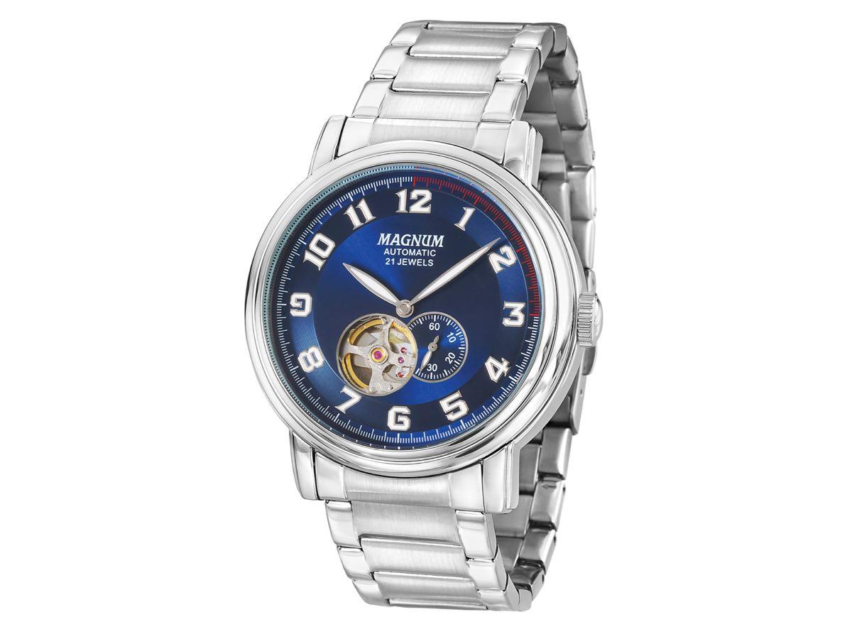 Relógio de Pulso AUTOMÁTICO MA33915F - Magnum