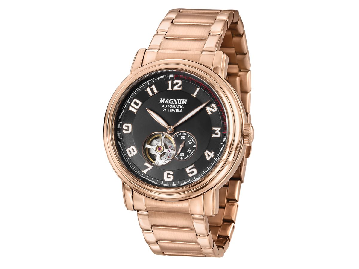 Relógio de Pulso AUTOMÁTICO MA33915P - Magnum