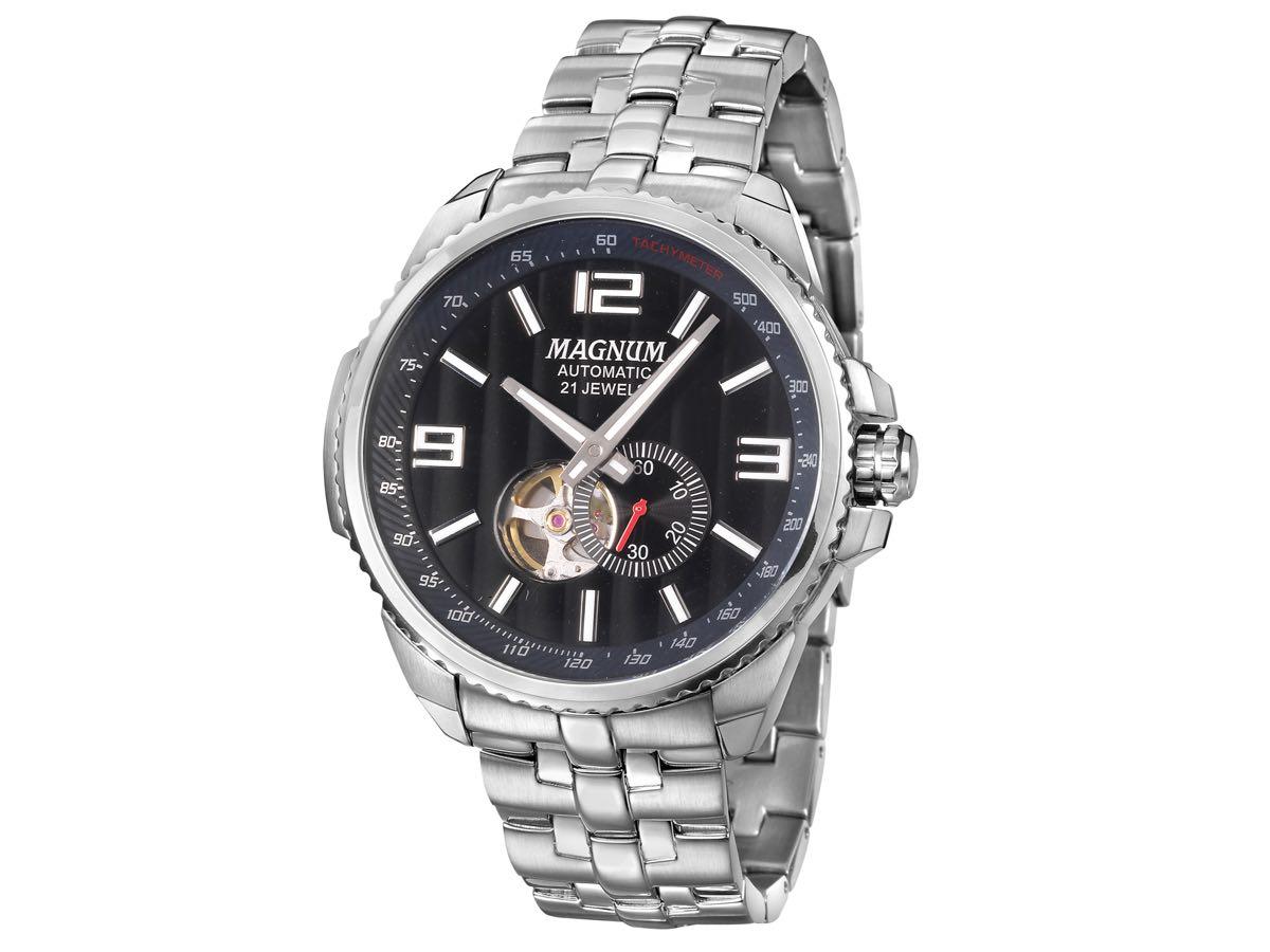 Relógio de Pulso AUTOMÁTICO MA33924T - Magnum