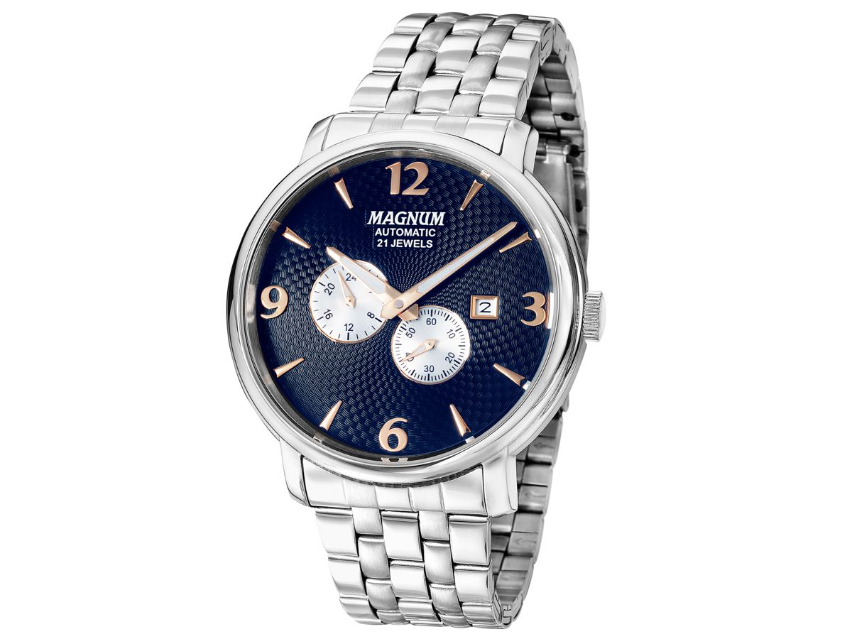 Relógio de Pulso AUTOMÁTICO MA33960A - Magnum
