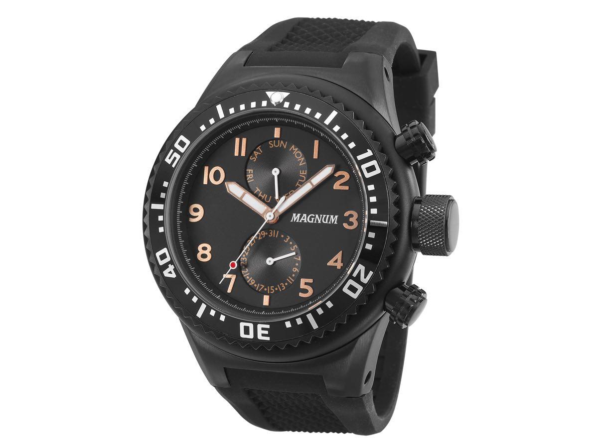 Relógio de Pulso OVERSIZED MA34003D - Magnum