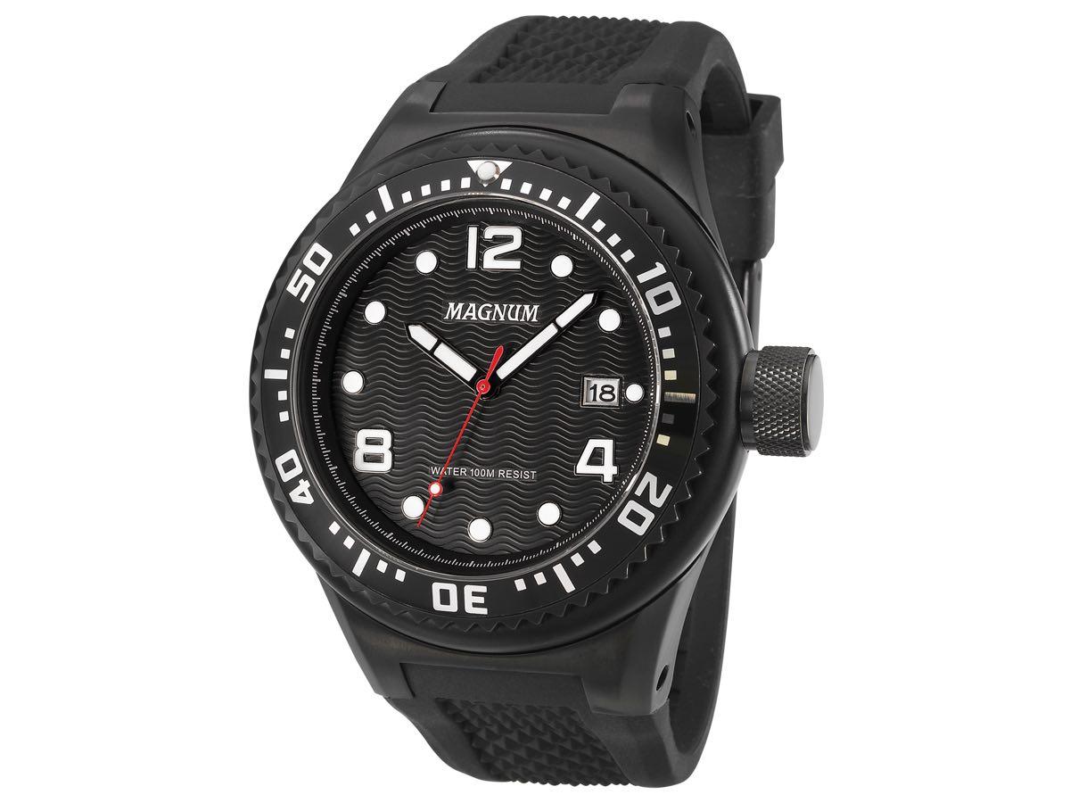 Relógio de Pulso OVERSIZED MA34021D - Magnum