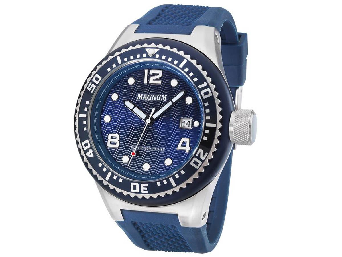 Relógio de Pulso OVERSIZED MA34021F - Magnum