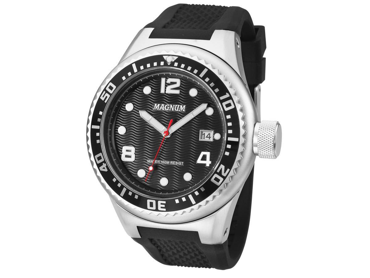 Relógio de Pulso OVERSIZED MA34021T - Magnum