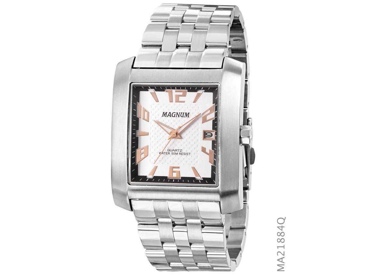 Relógio de Pulso BUSINESS MA21884Q - Magnum