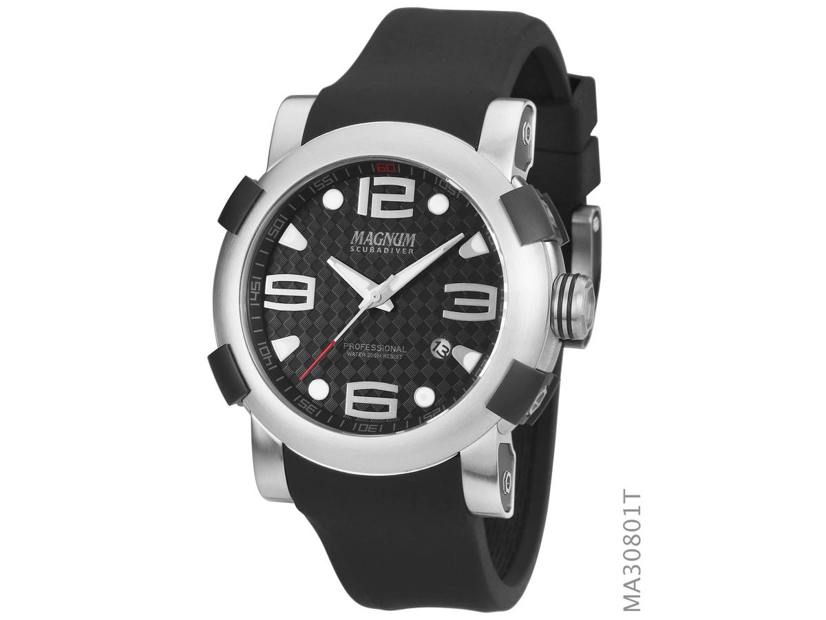 Relógio de Pulso SCUBA MA30801T - Magnum