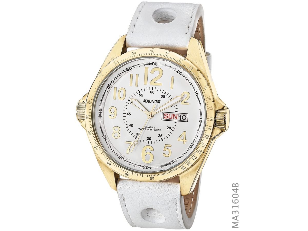 Relógio de Pulso MILITARY MA31604B - Magnum