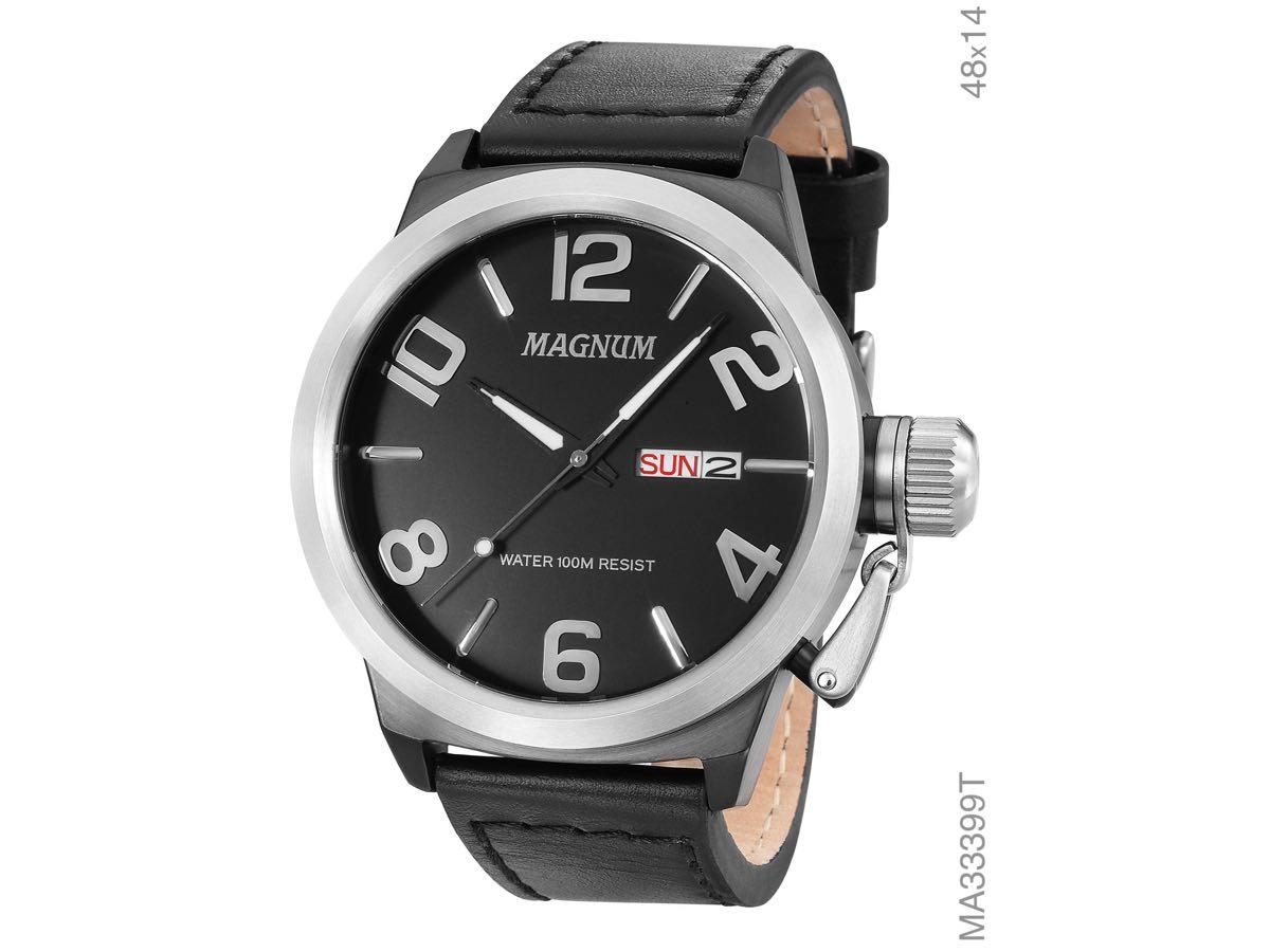 Relógio de Pulso MILITARY MA33399T - Magnum