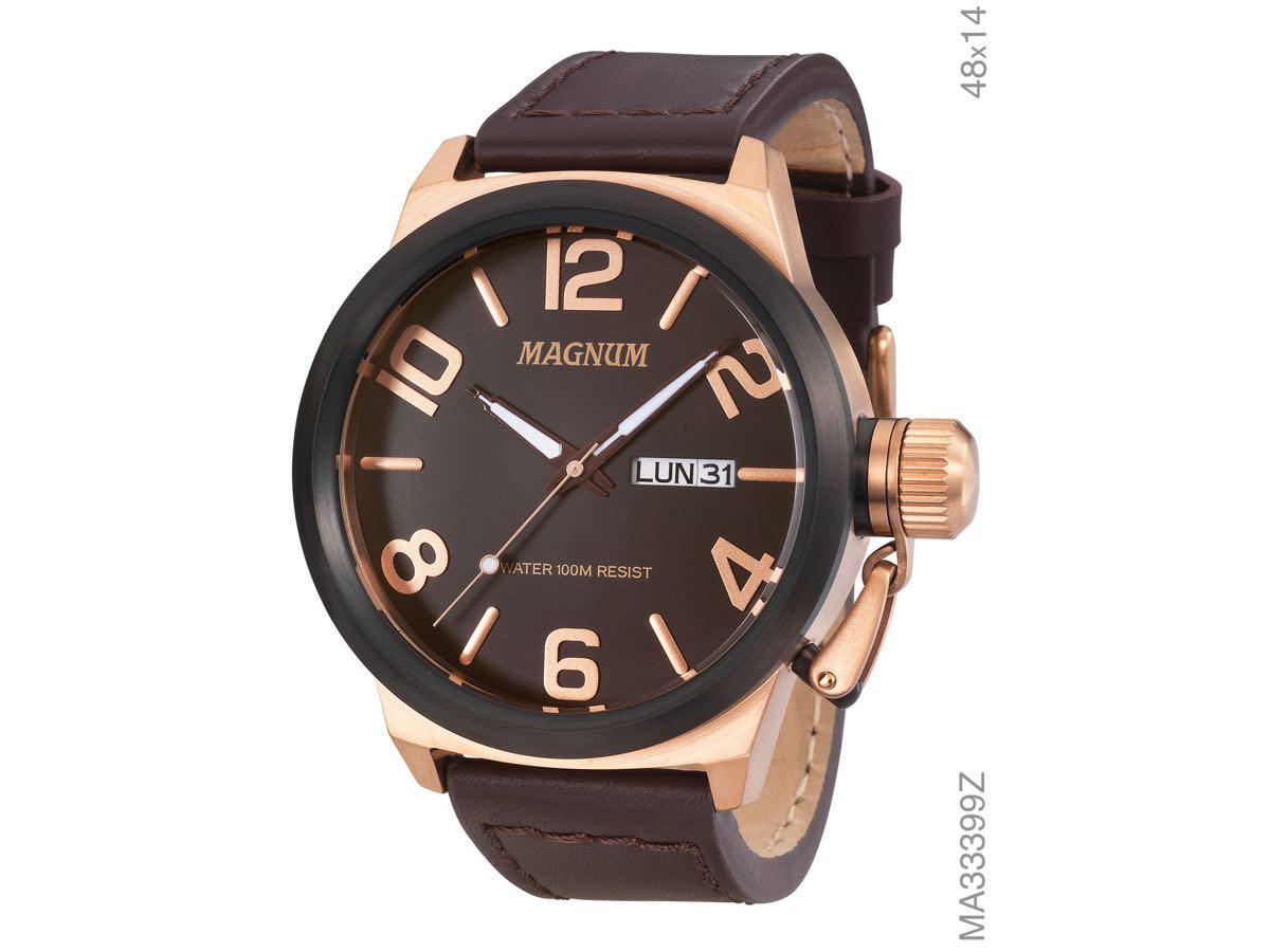 Relógio de Pulso MILITARY MA33399Z - Magnum