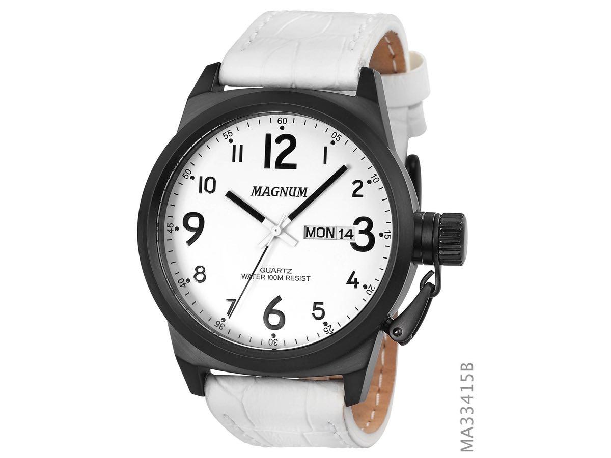Relógio de Pulso MILITARY MA33415B - Magnum