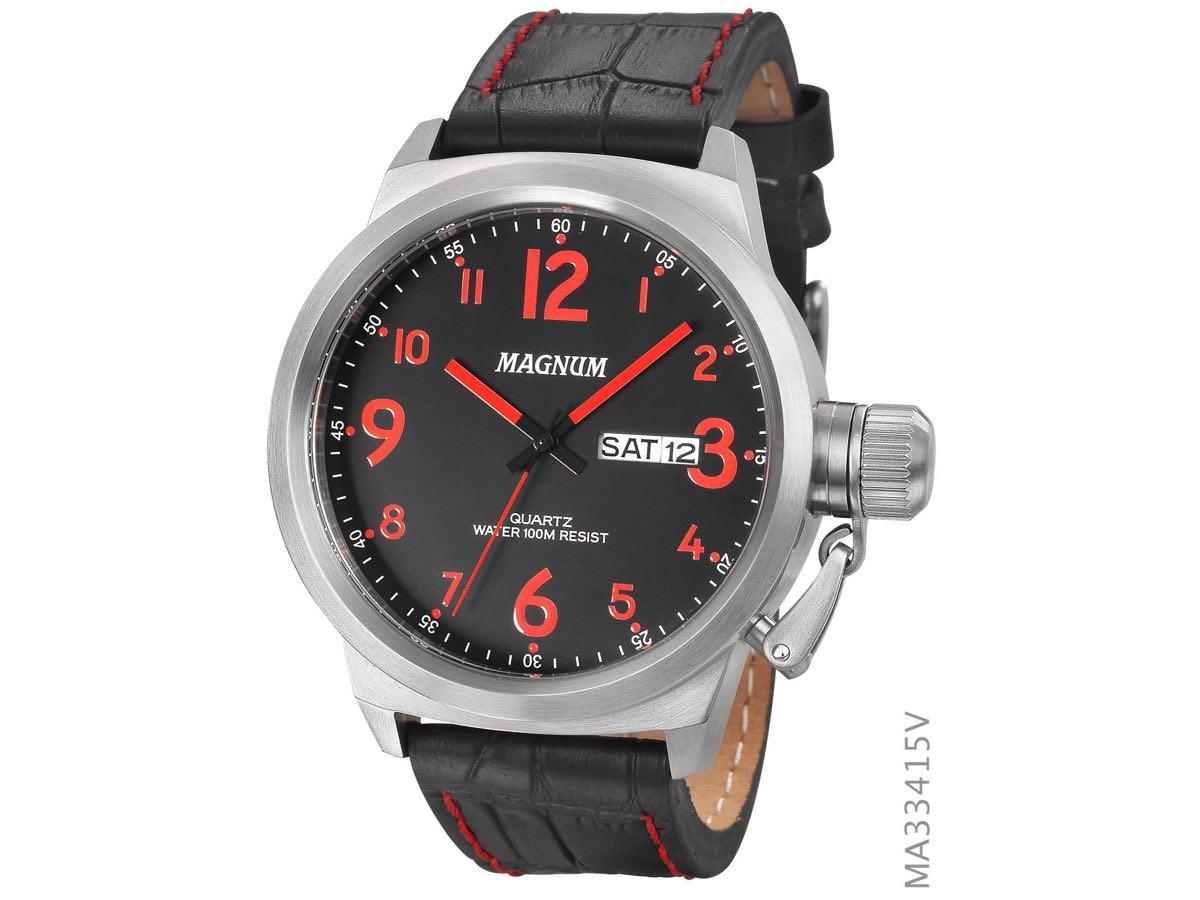 Relógio de Pulso MILITARY MA33415V - Magnum