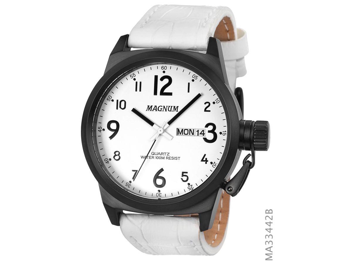 Relógio de Pulso MILITARY MA33442B - Magnum