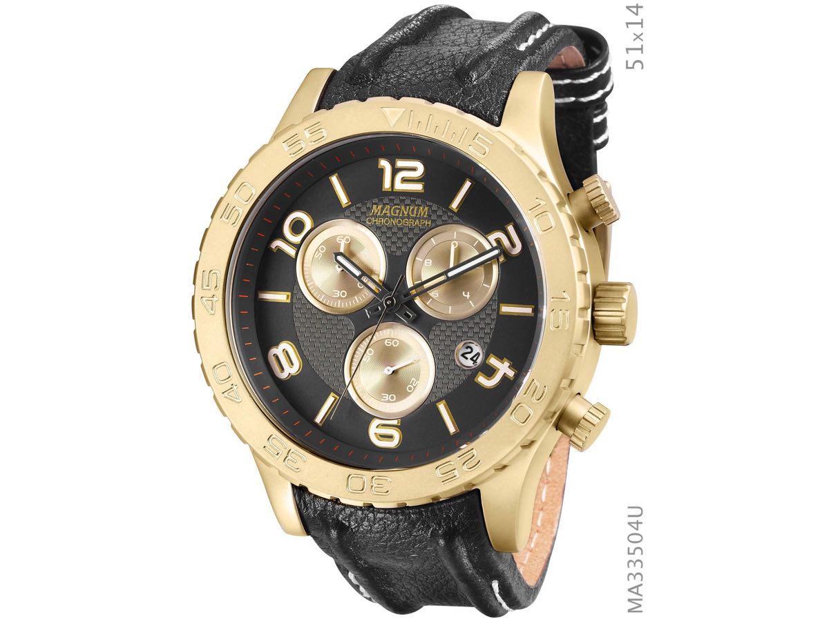 Relógio de Pulso OVERSIZED MA33504U - Magnum