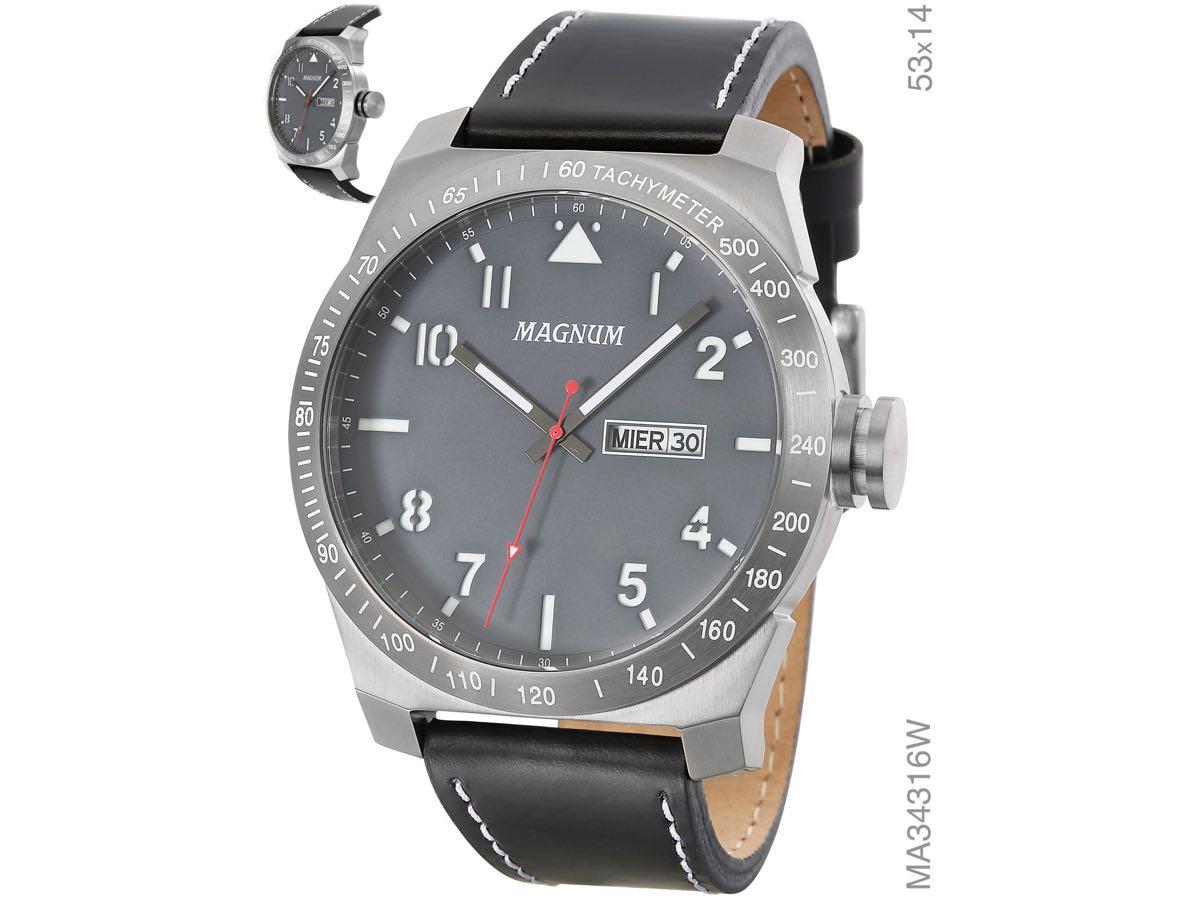 Relógio de Pulso MILITARY MA34316W - Magnum