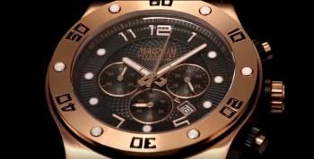 MAGNUM. Relógios que remetem a inovação e qualidade.