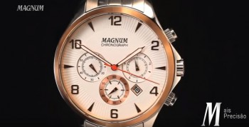 Relógios MAGNUM na mídia.