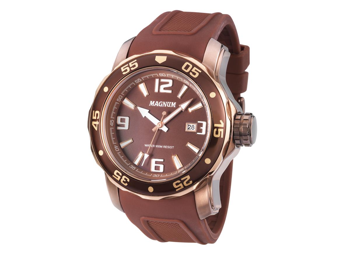 Relógio de Pulso OVERSIZED MA31908R - Magnum