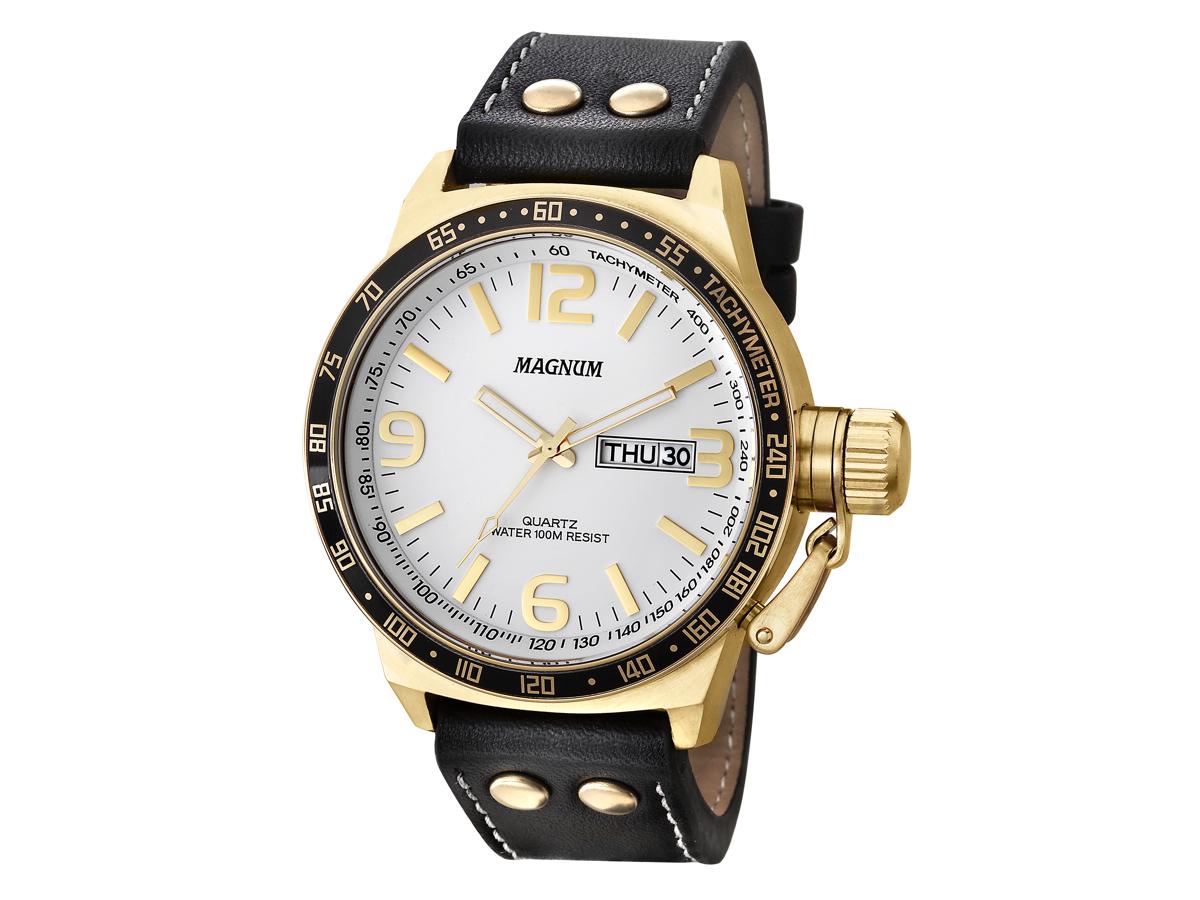 Relógio de Pulso MILITARY MA31542B - Magnum