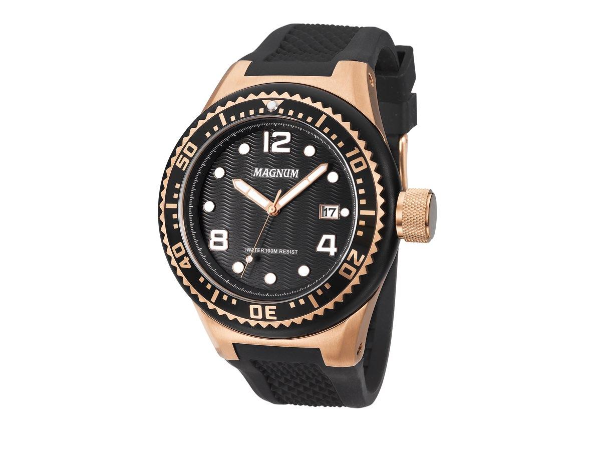 Relógio de Pulso OVERSIZED MA34021P - Magnum