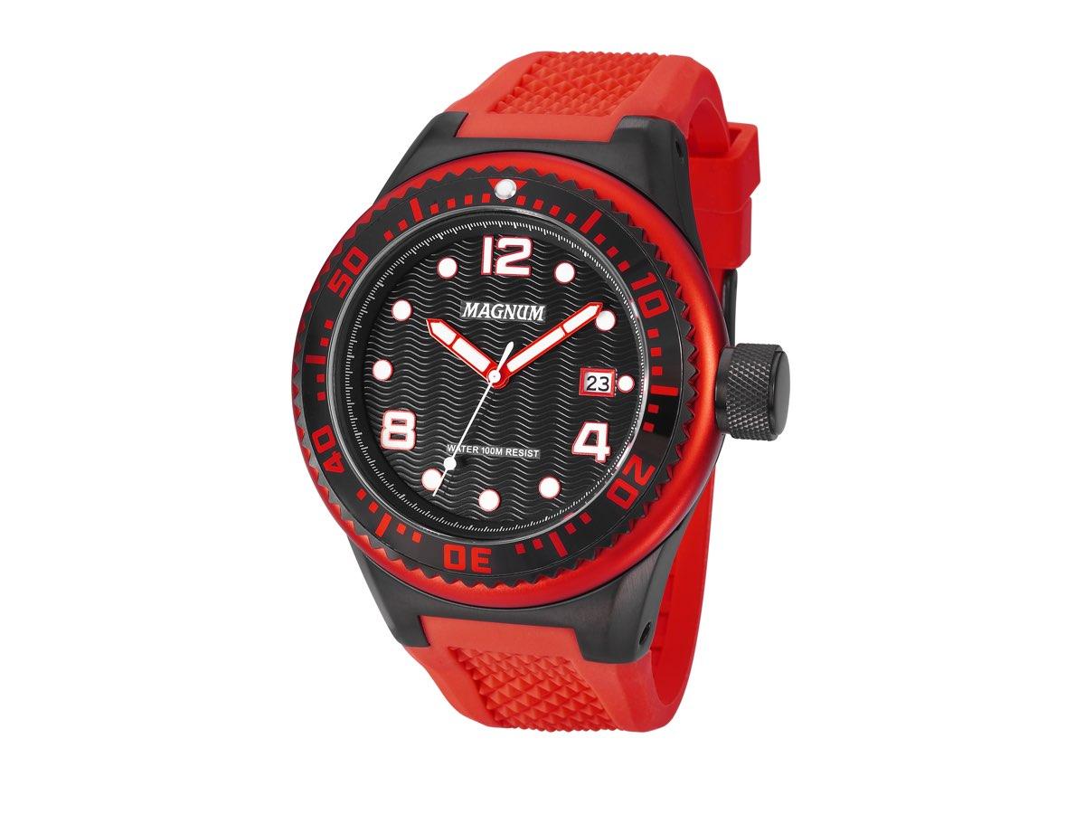 Relógio de Pulso OVERSIZED MA34021V - Magnum