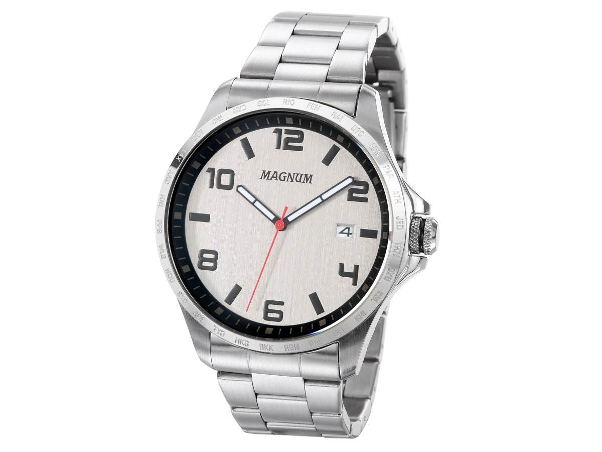 Relógio de Pulso BUSINESS MA34450W - Magnum