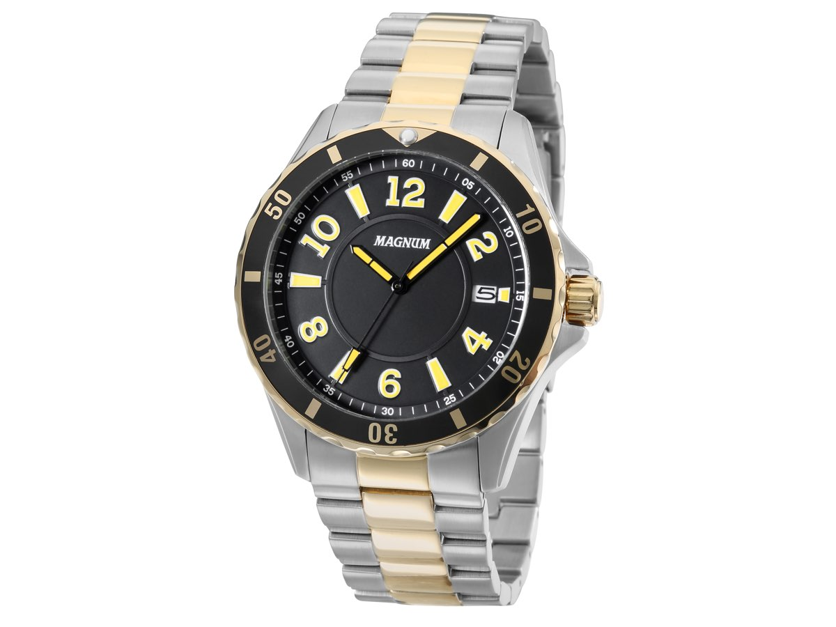 Relógio de Pulso BUSINESS MA34521P - Magnum