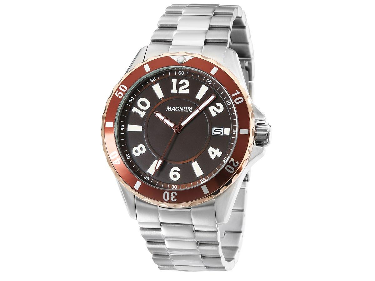 Relógio de Pulso BUSINESS MA34521R - Magnum