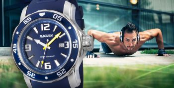 Conheça relógios Magnum Oversized